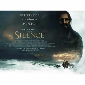 Win a home cinema system to celebrate the release of SILENCE