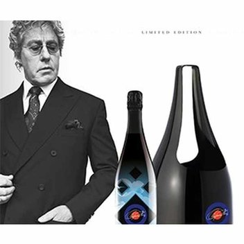 Win a signed bottle of Cuvée Roger Daltrey champagne