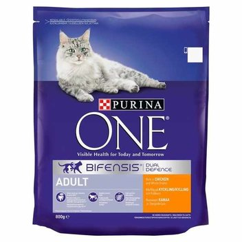 Join the Purina One Challenge for free cat food