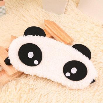 Claim a free Cute Panda Sleep Aid Eyemask