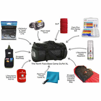 Win an outdoor travel bundle, worth over £300