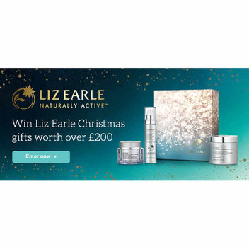 Win a selection Liz Earle skincare worth over £200