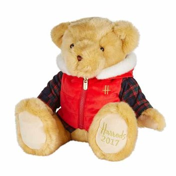 Harrods Christmas Bear Giveaway