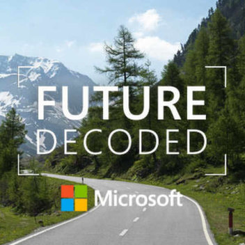 Free tickets to the Future Decoded Tech Day 2014