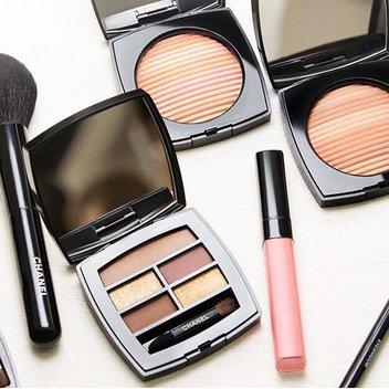Claim a free Chanel beauty bundle