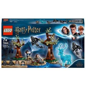 Free LEGO Expecto Patrnoum Christmas Set