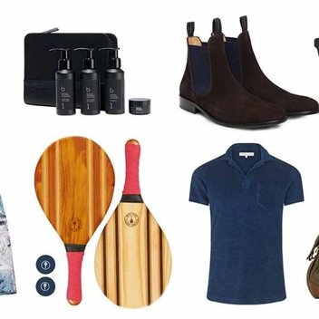 Win a summer travel collection worth £1,600 from The Gentlemans Journal