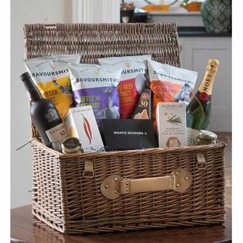 Win a Savoursmiths' luxury hamper