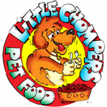 Try a sample of Little Chompers' hypoallergenic dog food