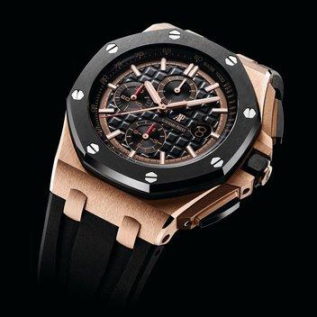 Take home a free H&R chronograph watch