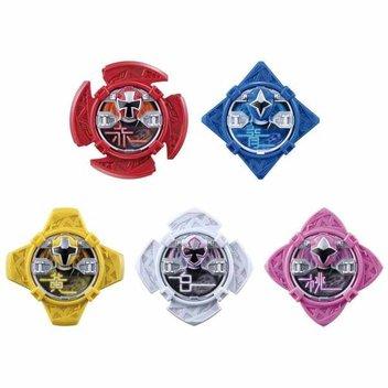 Free Power Rangers Ninja Steel toy