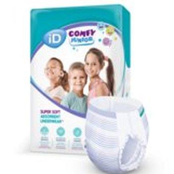 Free Comfy Junior Nappy Pants samples