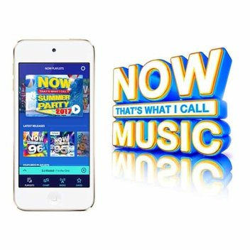Win an Apple iPod Touch & NOW Music app voucher