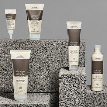 Pick up a free AVEDA Damage Remedy Daily Hair Repair sample