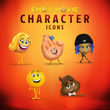 Free EMOJI Movie prizes up for grabs