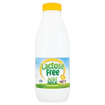 Try Lactose Free Just Milk at no cost