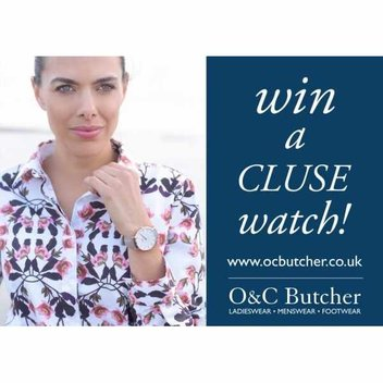 Win a CLUSE watch