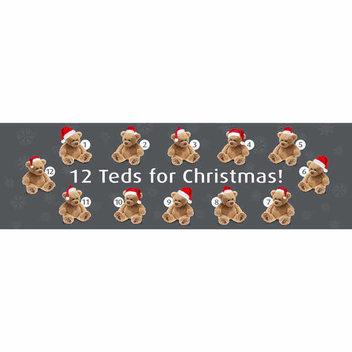 Win a Tempur Plush Teddy Bear