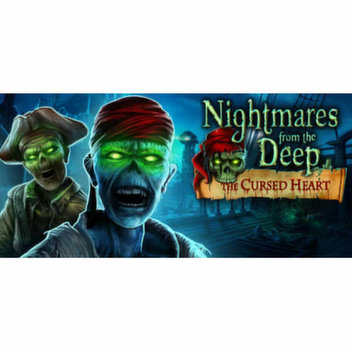 Free app, Nightmares from the Deep: The Cursed Heart