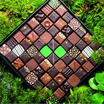 Indulge in a signature Edwart Chocolate Box
