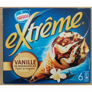 Try Nestlé Extreme ice cream cones for free