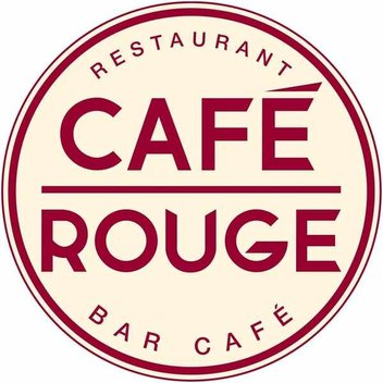 Win a Valentine's meal for two at Café Rouge