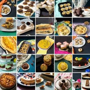 Free baking goodies & win a dream holiday
