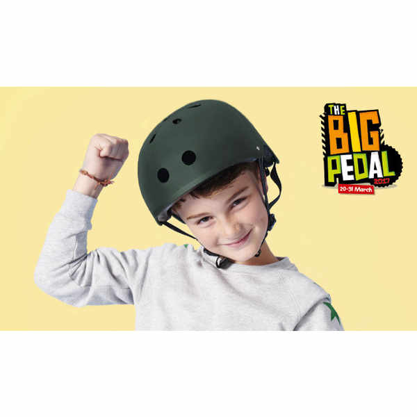 Free Micro helmet and Scoot Safe book for kids