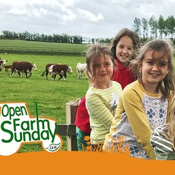 Visit a farm on The Great British Farm Day