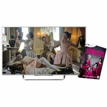 Win a SONY Smart TV and Harlots boxset