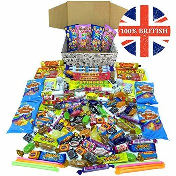 50 'Best of British' Retro Sweets Gift Hampers up for grabs