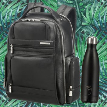 Win a Samsonite Backpack & Chilly's Bottle