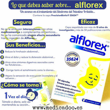 Free Aflorex Anti-Bloating Tablets