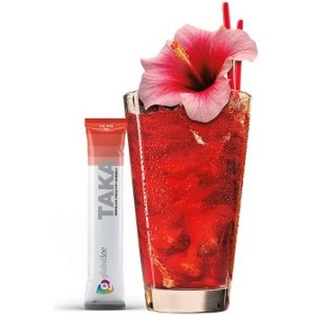 Sample a free Hibiscus Flavour Energy Drink
