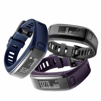 Win a Garmin vivosmart HR fitness tracker and a BRITA fill&go Active