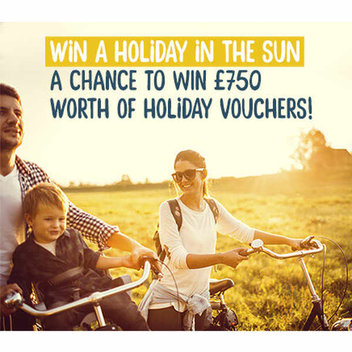 Win a holiday and get freebies from Florette