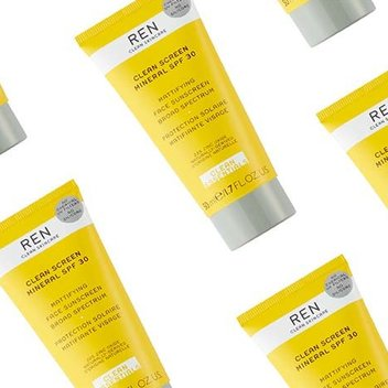 1,000 REN Clean Screen Mineral SPF30 samples up for grabs