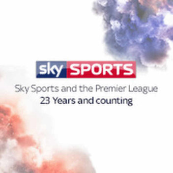 Win prizes every 23 minutes from Sky Sports