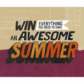 Win an awesome summer with FatFace