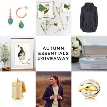 Auree Autumn Essentials giveaway