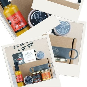Win a barbecue hamper for your Dad this Fathers Day