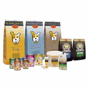 Free Dog Food samples from Husse