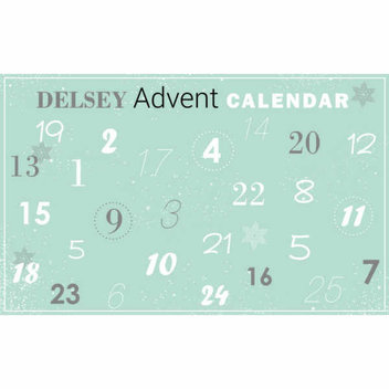 Freebies from Delsey's Advent Calendar