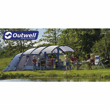 Win a family camping set from Outwell worth £1,069