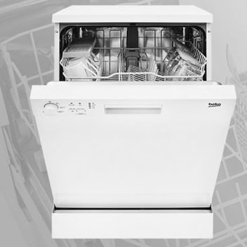 Win a Beko Freestanding Dishwasher