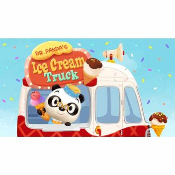 Free children's app, Dr. Panda's Ice Cream Truck on the App Store