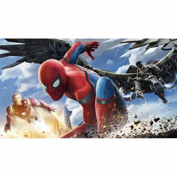 Win a Dell Inspiron 15 7000 Gaming Notebook & a Spider-Man:Homecoming Spider bot drone