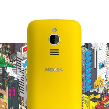 Get your hands on a Nokia 8110 4G¹