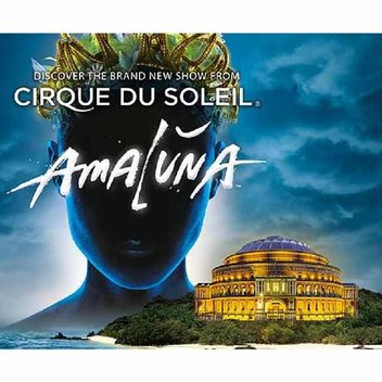 Win tickets to Cirque Du Soliel's 'Amaluna' show at the Royal Albert Hall