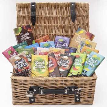 Get a free Seed & Bean Hamper worth £150